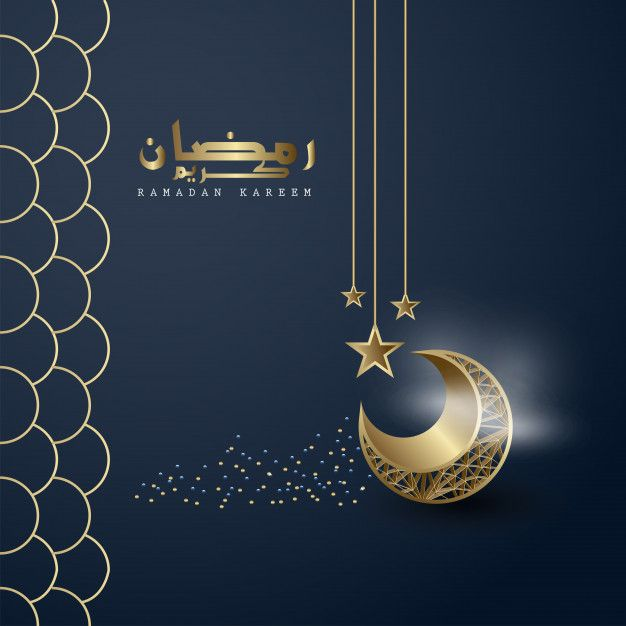 Ramadan Kareem Star And Moon Islamic Background Ramadan Kareem Islamic Art Pattern Ramadan