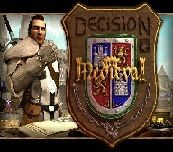 http://frivscore.com/decision-medieval/  You can play this decision medieval game. This game is for you :)