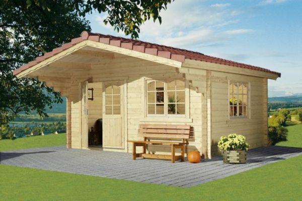 Kleine Gartenhäuser sind super beliebt! Outdoor