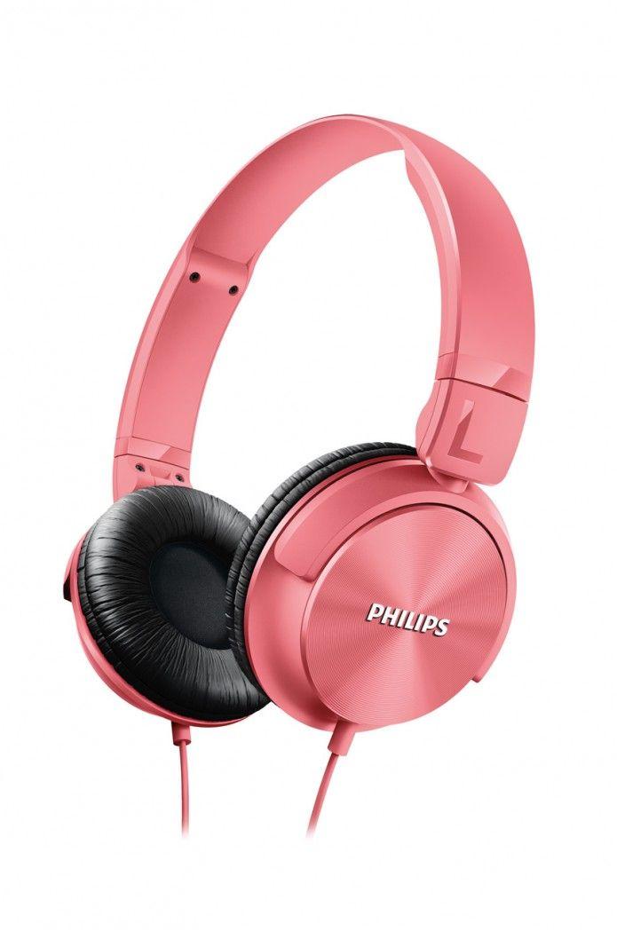 Słuchawki Słuchawki  - Philips - Słuchawki SHL3060PK/00