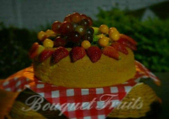 Torta frutas