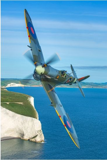 Vickers Supermarine Spitfire HF Mk. IXc RR232