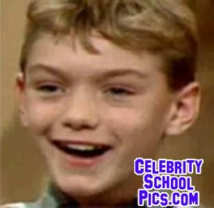 Jude Law - Celebrity School Pic