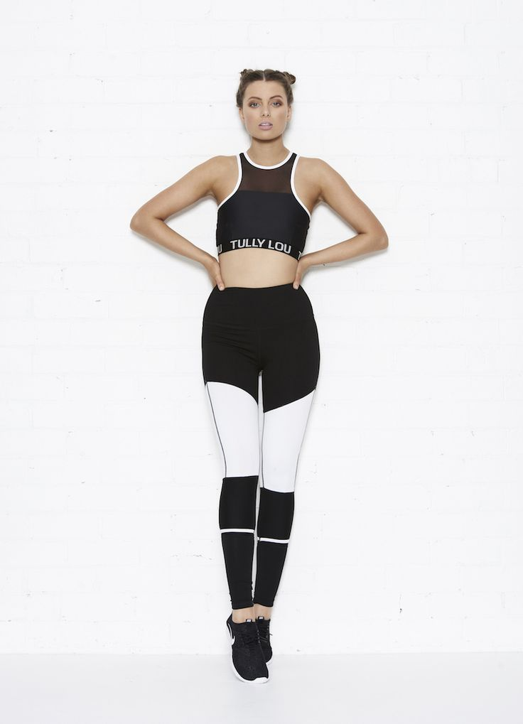 Selena Leggings + Luxe Crop