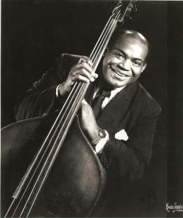 Willie Dixon.  The man wrote as well as he played bass.  Amazing.