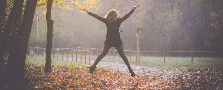 ak si udržet energii. 9 věcí, které byste měli dělat každý den