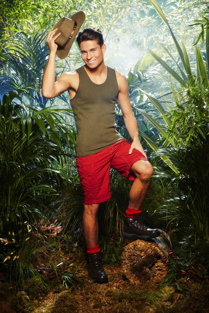 #ImACelebrity Joey Essex! Well done, u did amazing and u still look reem as ever!! #whatyousayin