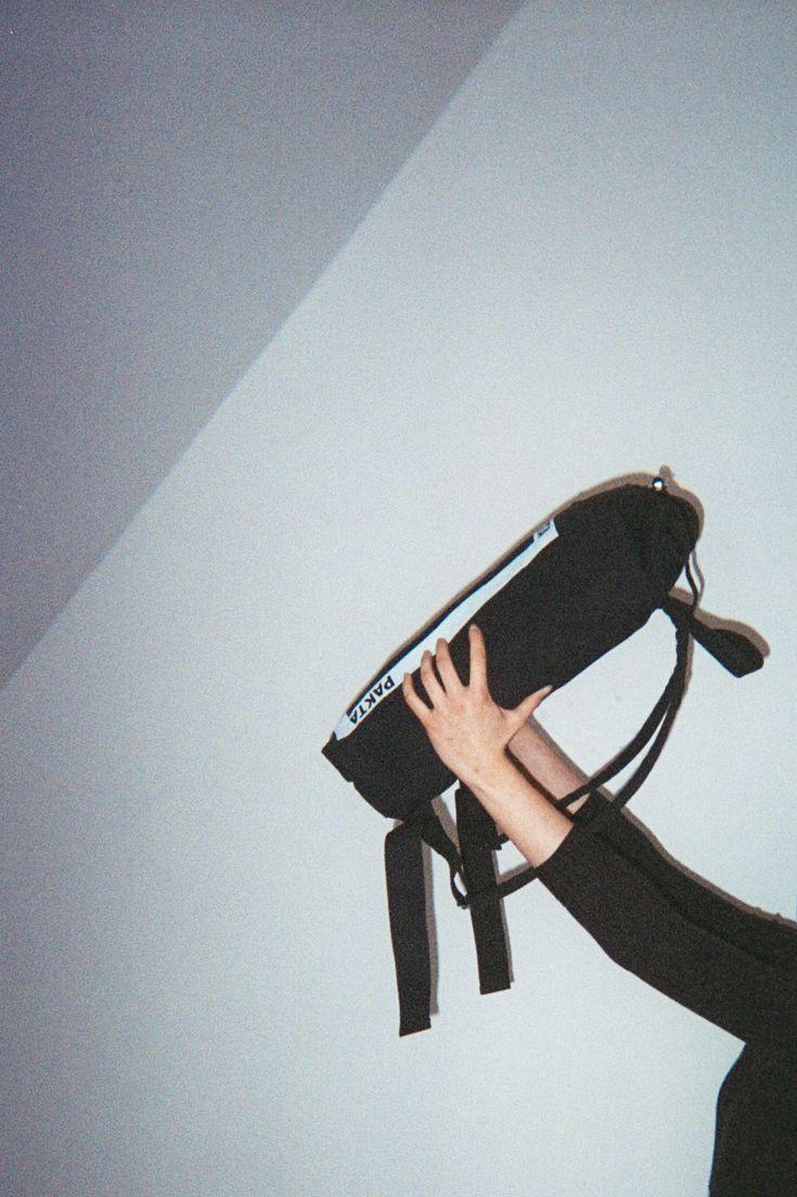 'RUKSAK' - a robust rolltop backpack  #paktastudio #handmade #rolltop #backpack #35mm