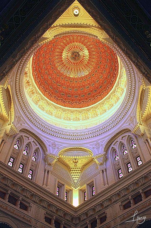 My Vision | by Hamza Filali Dome of Amir Abd el Kader, Constantine, Algeria