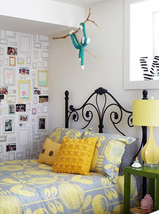 25 best ideas about papier peint fille on pinterest - Papier peint chambre bebe ...