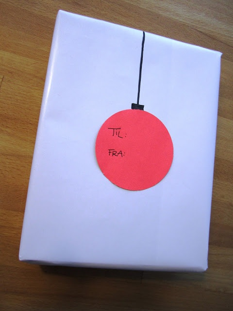 Gift wrapping, www.Savila.dk