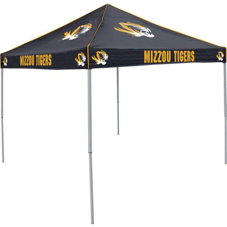 Missouri Tigers 9 x 9 Tent, Team
