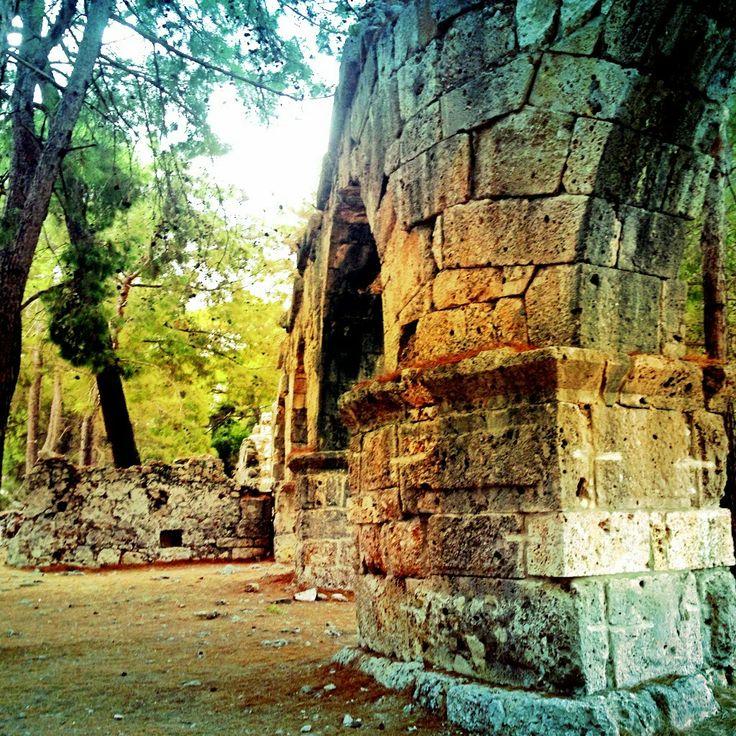 Phaselis Ancient City, Antalya