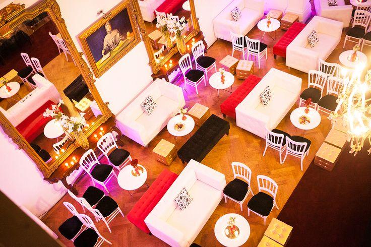 Lounges, Palacio Astoreca.