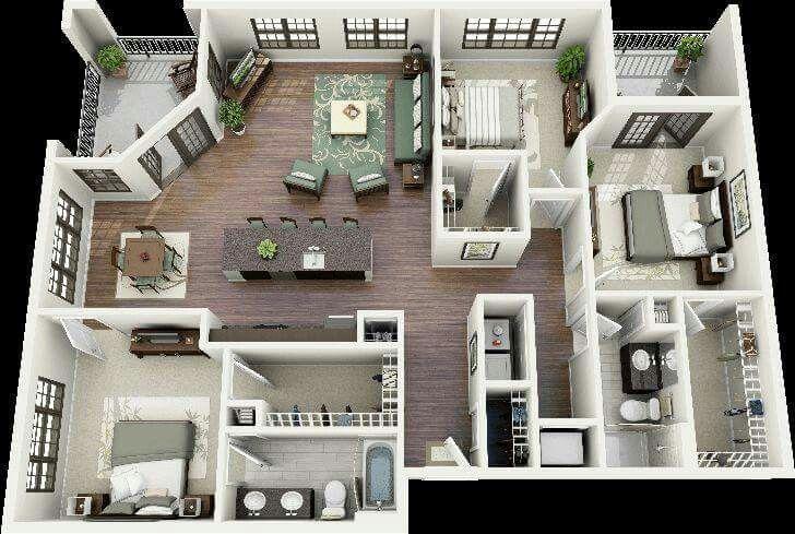Casa 3 rec