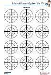 #Subtraktion #Rechenrad - 10 Arbeitsblätter / Übungen / Aufgaben für den #Mathematikunterricht -  Grundschule.  •2 Ringe /  4 #Segmente - 3 Arbeitsblätter •2 Ringe /  5 Segmente - 3 Arbeitsblätter •2 Ringe /  6 Segmente - 3 Arbeitsblätter •2 Ringe /  7 Segmente - 3 Arbeitsblätter •2 Ringe /  8 Segmente - 3 Arbeitsblätter  15 Arbeitsblätter   Alle Materialien wurden in der Praxis entworfen und haben sich dort bestens bewährt.