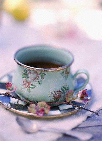 Pretty cup