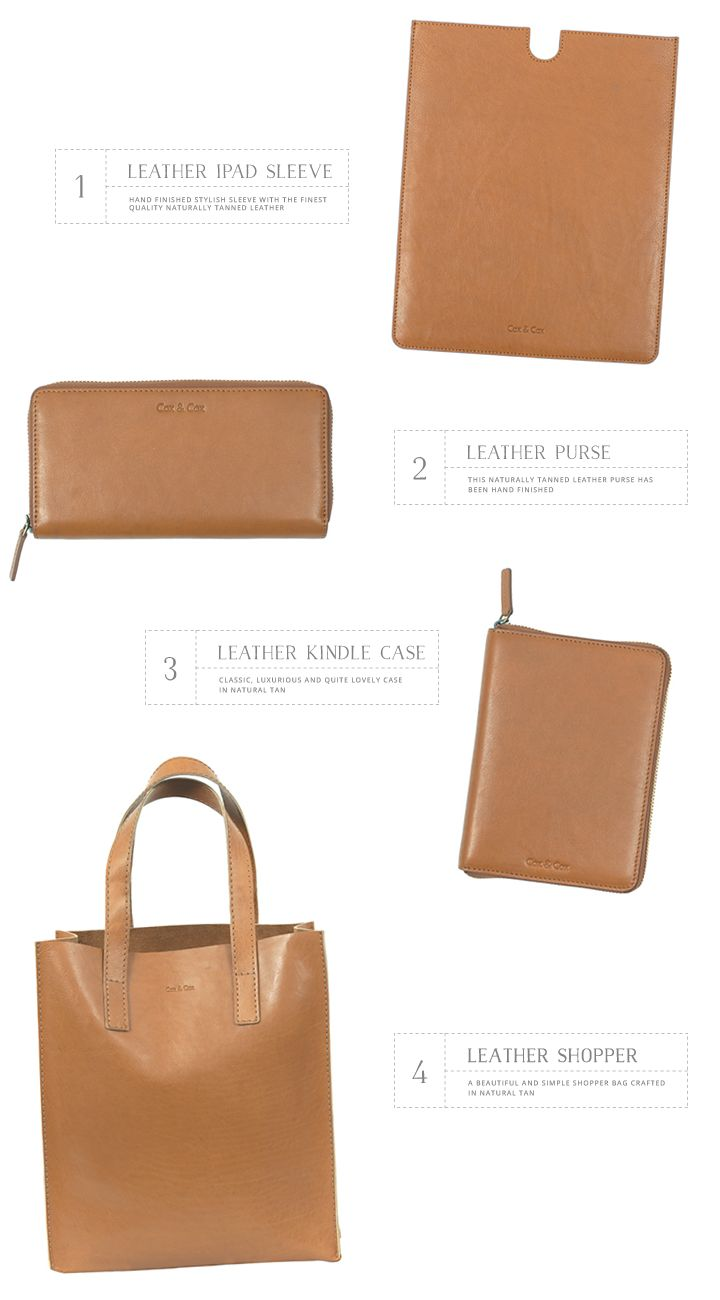 """new autumn leather collection by """"cox&cox""""   79 Ideas"""
