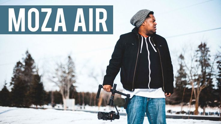 The BEST Gimbal?! (MOZA AIR Review!!)