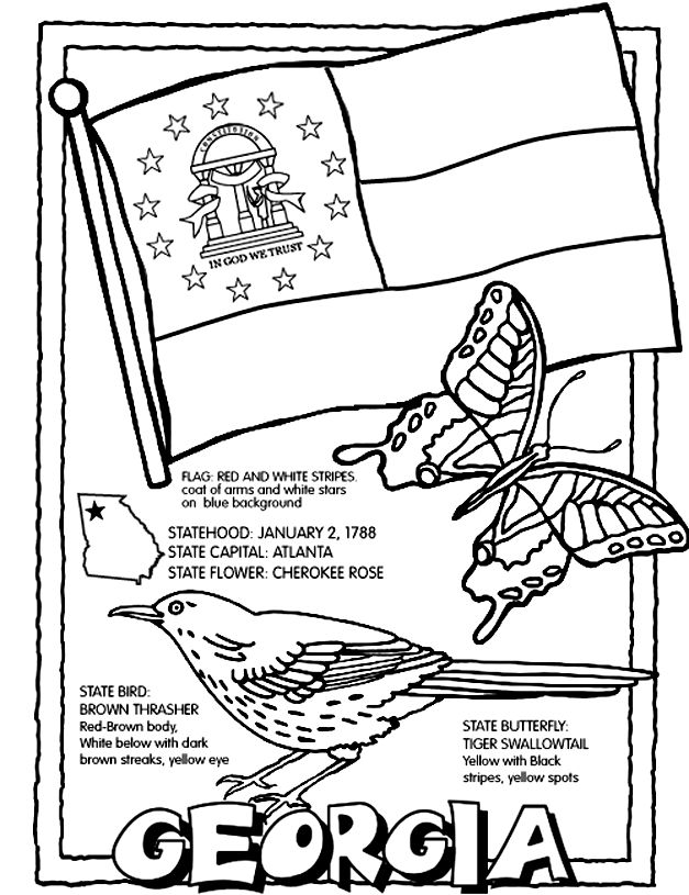 nationals mascot coloring pages - photo#19