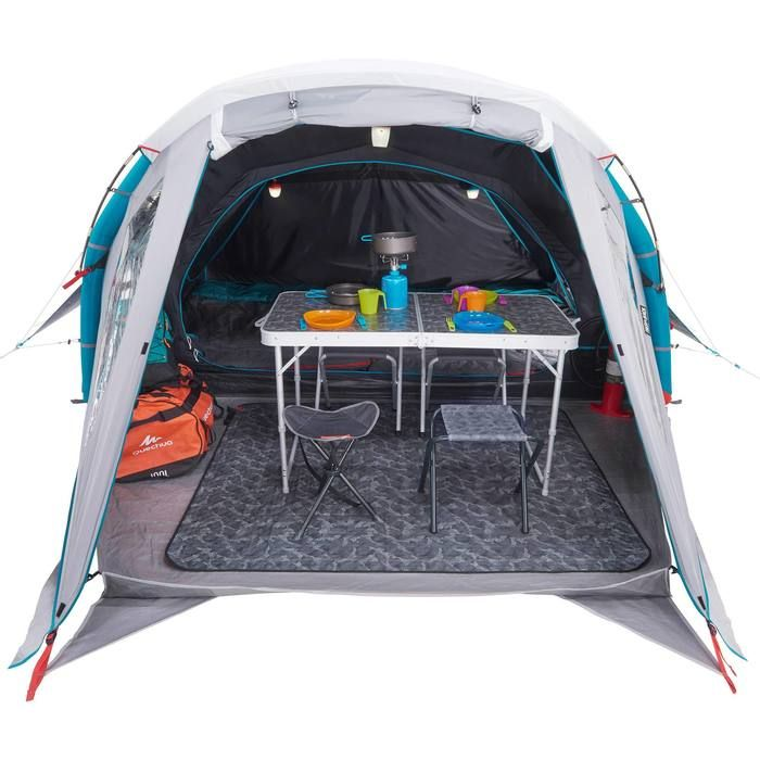 Tente Family 4 Xl Fresh Black Camping Materiel Camping Camping Et Randonnee