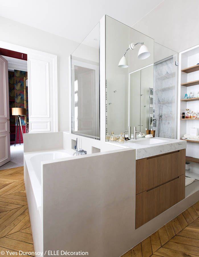 Les 602 meilleures images propos de salle de bains for Renover une salle de bain sans fenetre