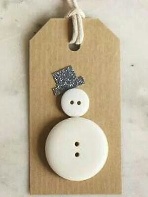Cute gift tag
