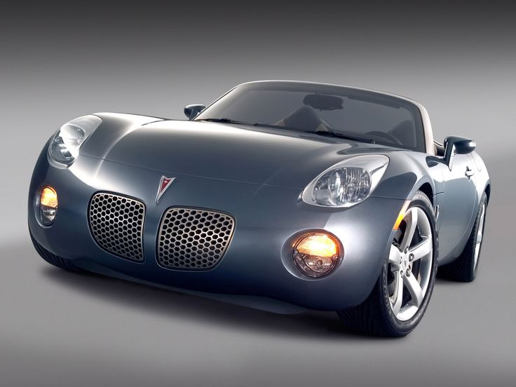 my baby car! - Pontiac Solstice