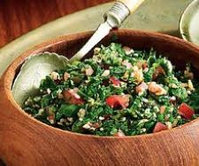 Quinea Tabouli | Official Thermomix Recipe Community. Great alternative for Gluten free Tabouli. This one is on my to do list.