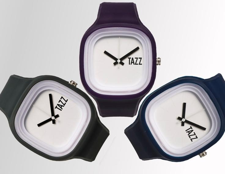White Tazz Watch