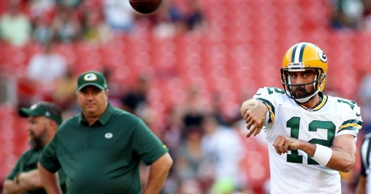 Mike McCarthy: Aaron Rodgers ran 'the gauntlet of what needed to be done'