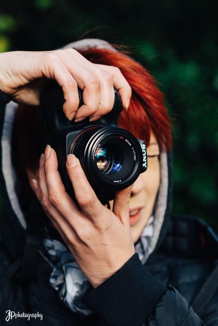 snapshot portrait