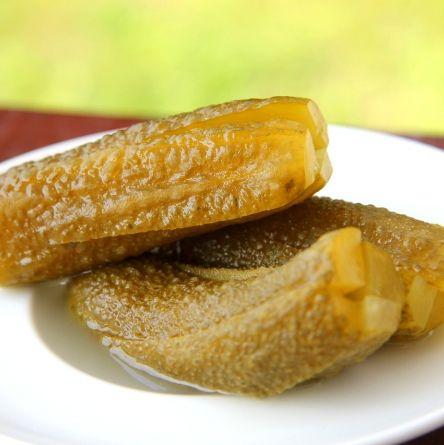 Klasszikus kovászos uborka recept