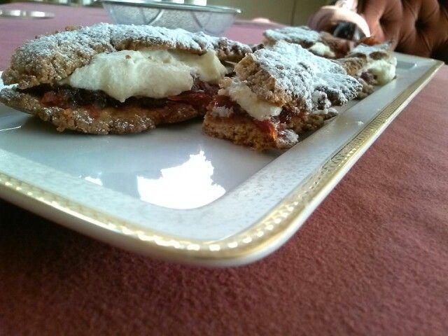 My grandma's baking looks soo amazing and tasty deserts!