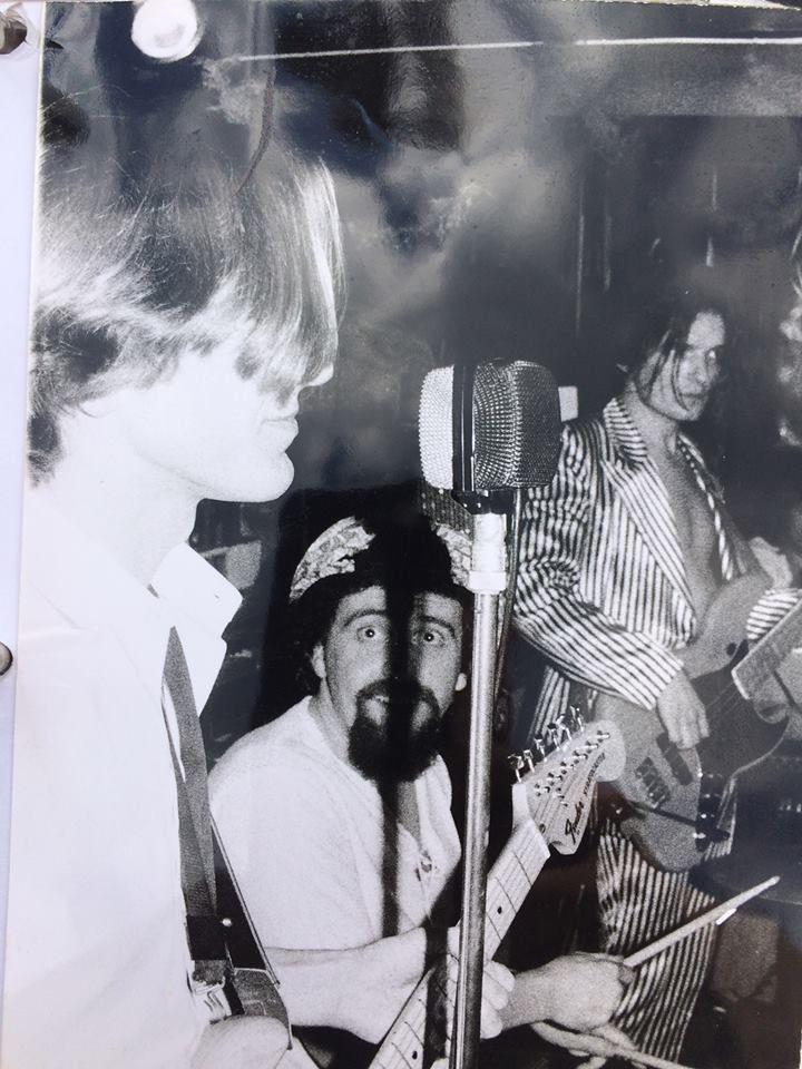 Peter Vieweger's photo. Peter Vieweger, Rudi Staeger , Falco