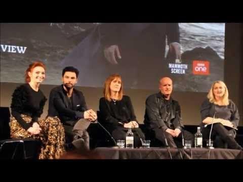 Aidan Turner talks about The Mortal Instruments - 23.02.2015