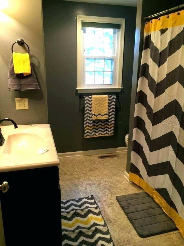 Aqua And Gray Bathroom Decor New Chevron Aqua Bath Towels Gray Black And White Grey Yellow In 2020 Yellow Bathroom Decor Gray Bathroom Decor Yellow Bathrooms