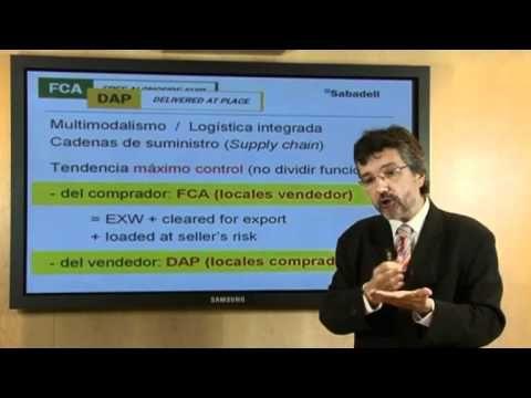Vídeosesión Incoterms y crédito documentario - BANCO SABADELL - YouTube