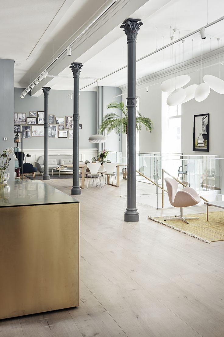 Republic of Fritz Hansen - Copenhagen store, Grand opening September 2016