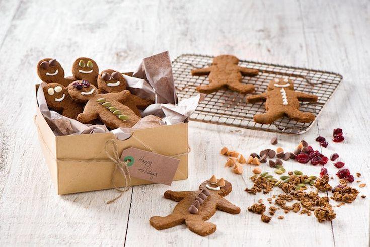 petits gateaux de Noel bredele pain epices boshommes