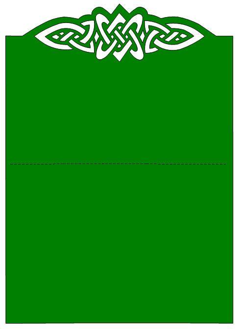 keltische borderkaart