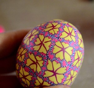 Eastern Egg tutorial
