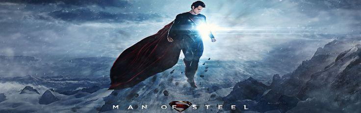 Superman : El hombre de acero la película de acción mas esperada del 2013