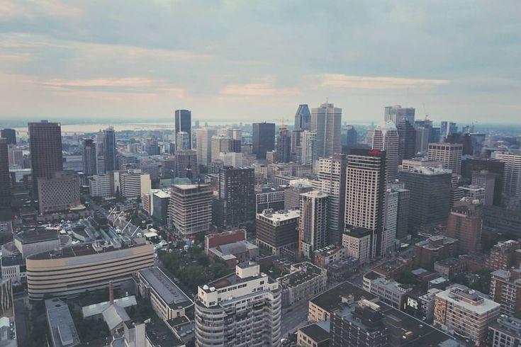 55 mentions J'aime, 6 commentaires – Najd Salas (@elnajdo) sur Instagram : «#Montreal #Morning #Skyline . . . . _____________ #Drone #Mavic #Dji #flying #photographyeveryday…»