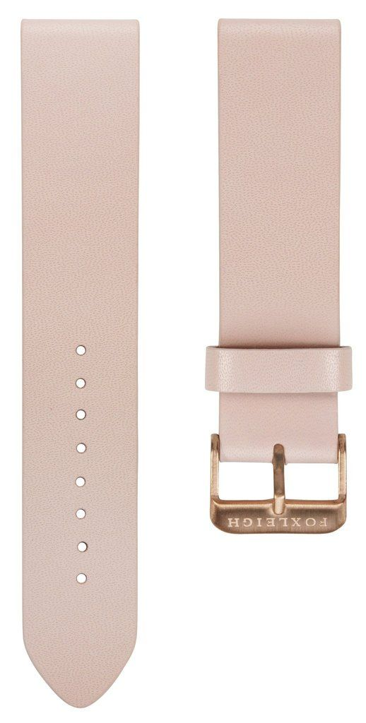 Straps - Peach With Rose Gold Buckle