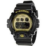 G-Shock 6900 Classic Watch Black/Gold, One Size (Watch)