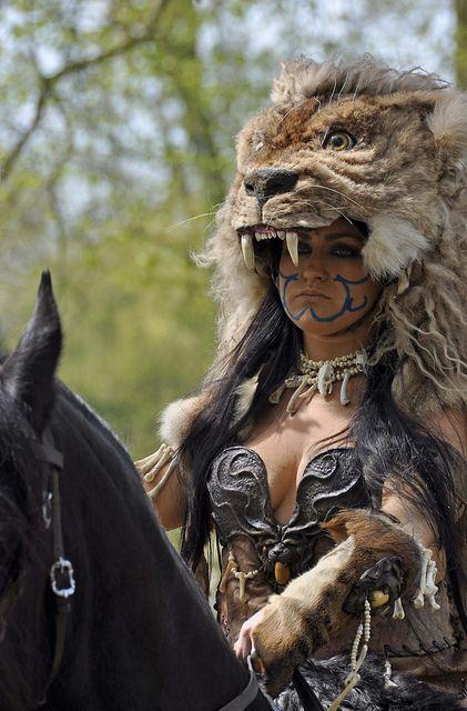 Female Were Lion Warrior | www.imgkid.com - The Image Kid ...