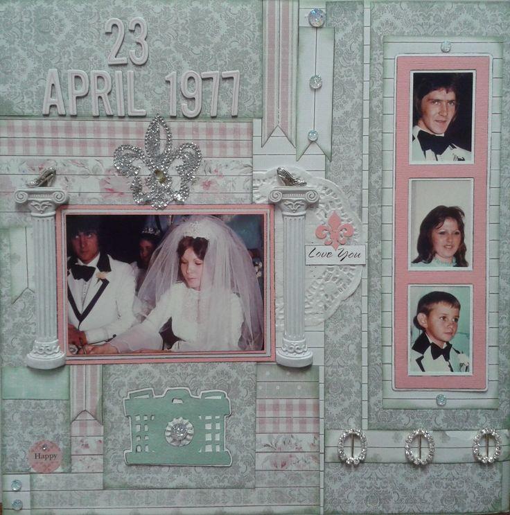 My Wedding 23rd April 1977