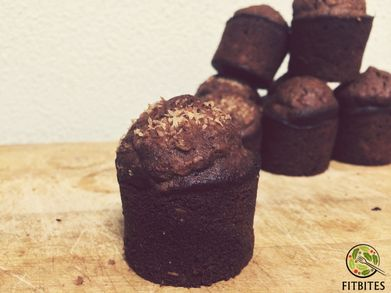 Delicious Low-Carb Chocolate mini muffins (made with quinoa flour, rolled oats and oat bran) Eat one a day to keep the psychologist away!   #lowcarb #healthy #eatforabs #healthyfoodideas #healthylifestyle #foodisfuel #cleaneats #absaremadeinthekitchen #healthyinspiration #strongnotskinny #eathealthy #fitness #healthysnack #healthyfoodshare #instafit #motivation #weightloss #fitnessgirls #gezondeten #lekkereten #gezond #muffin #healthymuffin #gezondmuffin