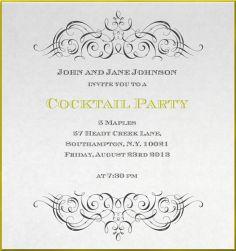 Classic Chic Invitations - EventKingdom